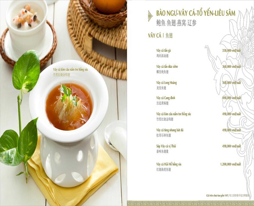 Menu Hải Cảng - Nguyễn Chí Thanh 15