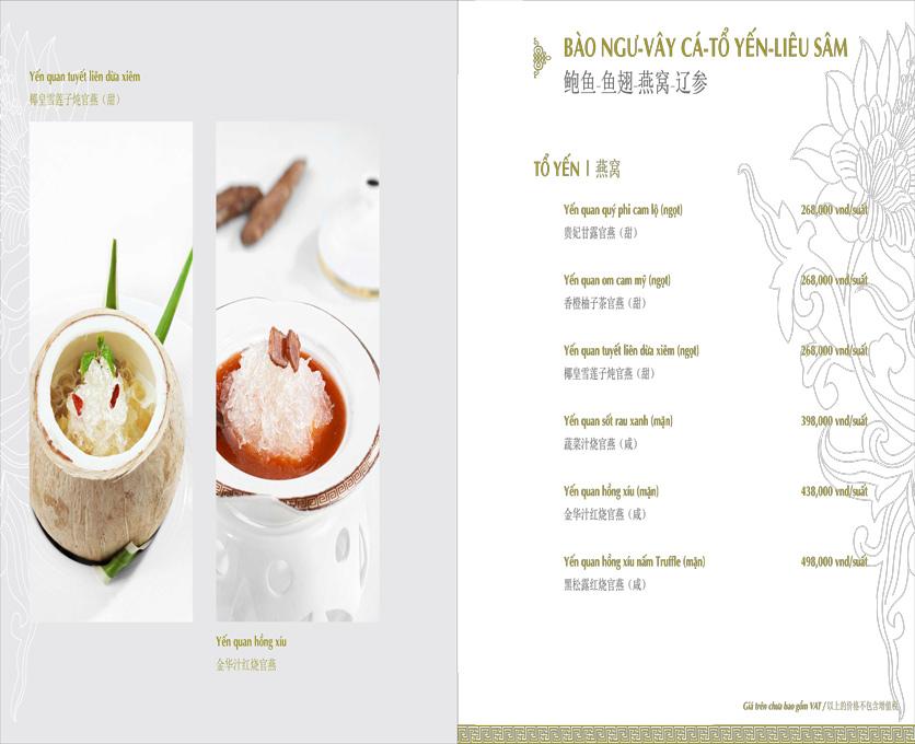 Menu Hải Cảng - Nguyễn Chí Thanh 16