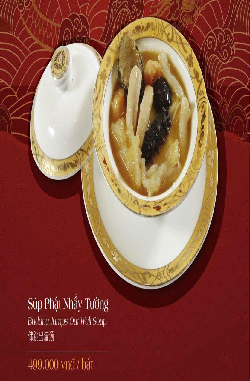 Menu Hailong Yi HongKong Hotpot - Lò Đúc 24