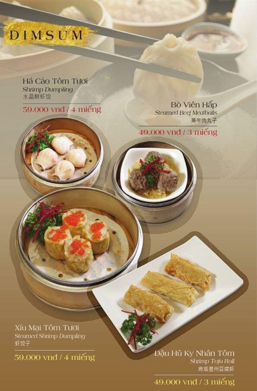 Menu Hailong Yi HongKong Hotpot - Lò Đúc 23