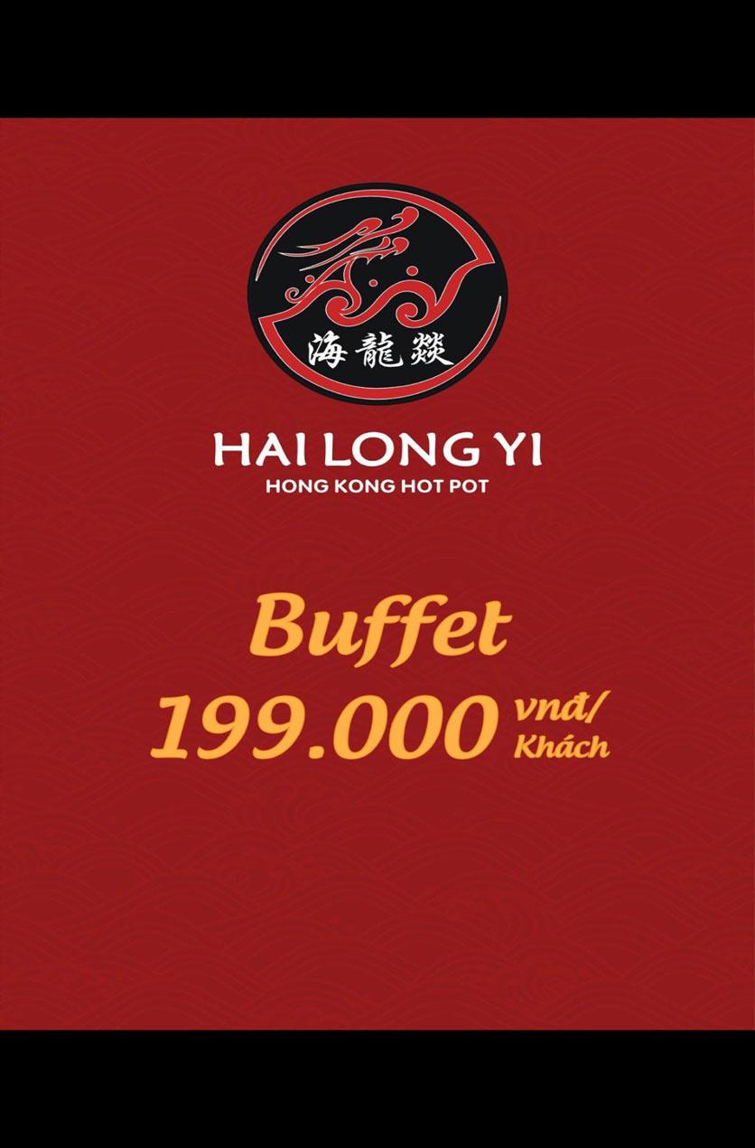 Menu Hailong Yi HongKong Hotpot - Lò Đúc 1