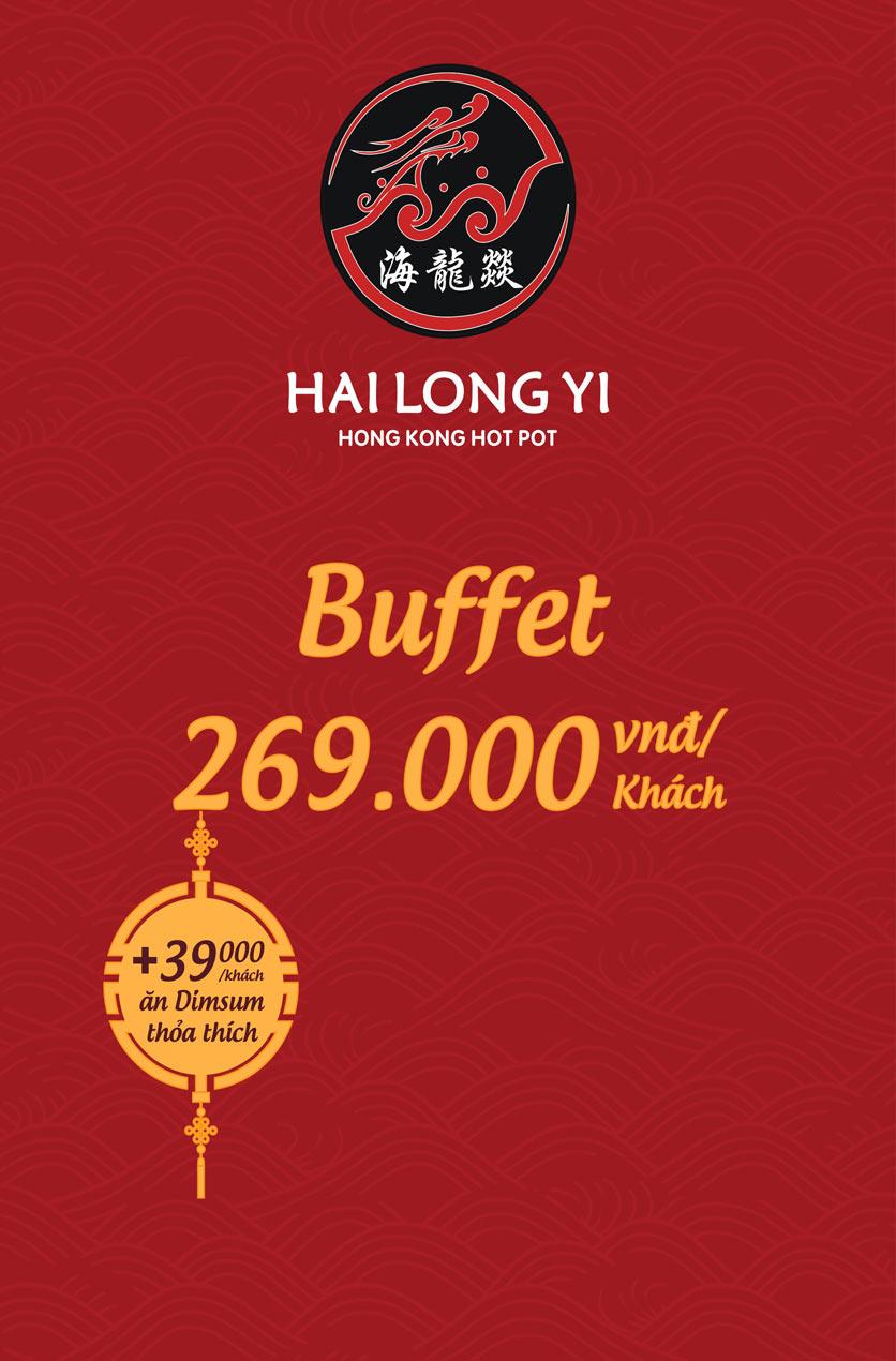 Menu Hailong Yi HongKong Hotpot - Lò Đúc 5