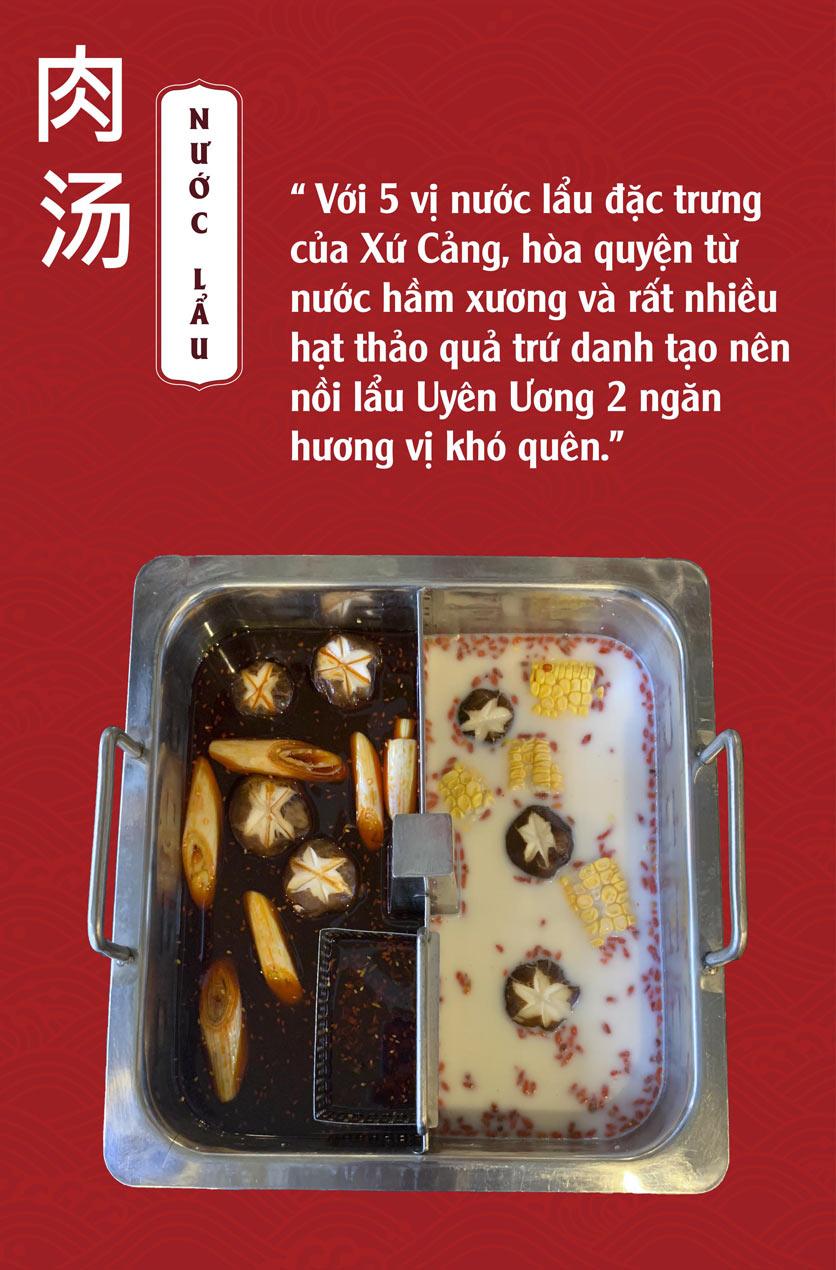 Menu Hailong Yi HongKong Hotpot - Lò Đúc 6