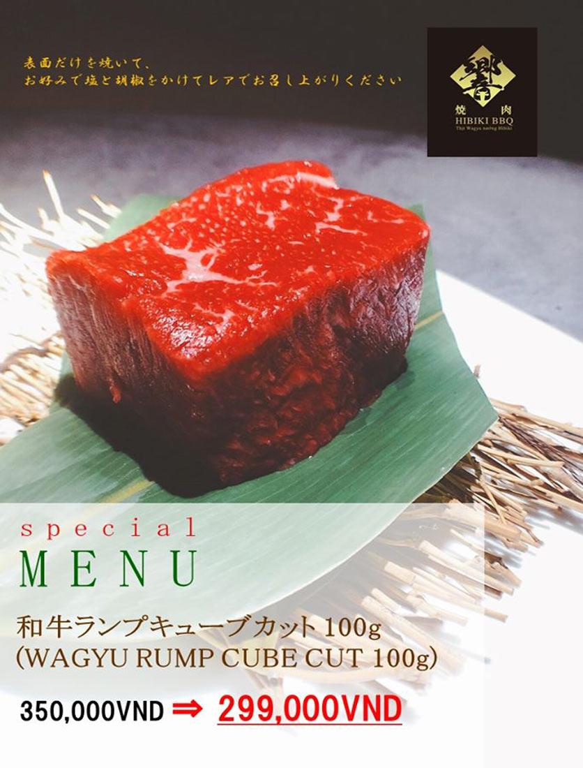 Menu Hibiki BBQ - Nguyễn Hữu Cảnh 12