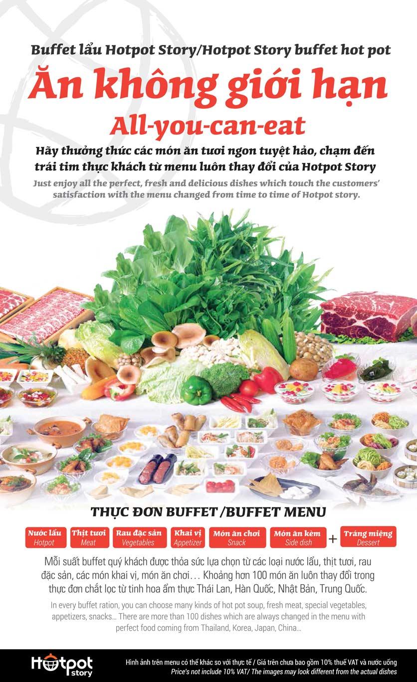 Menu Hotpot Story - Nguyễn Văn Quá 1