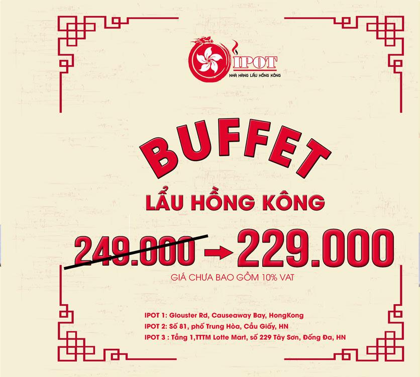 Menu IPOT - Lẩu Hồng Kông - Trung Hòa 1