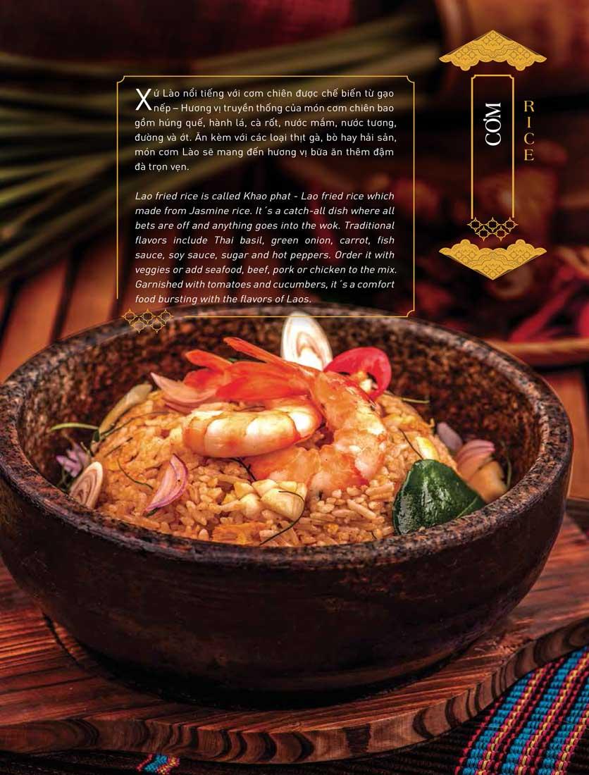 Menu Khao Lao - Big C Thăng Long  25
