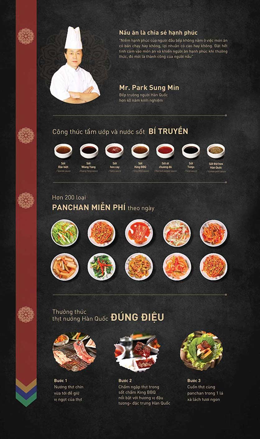 Menu King BBQ - Đào Tấn  2