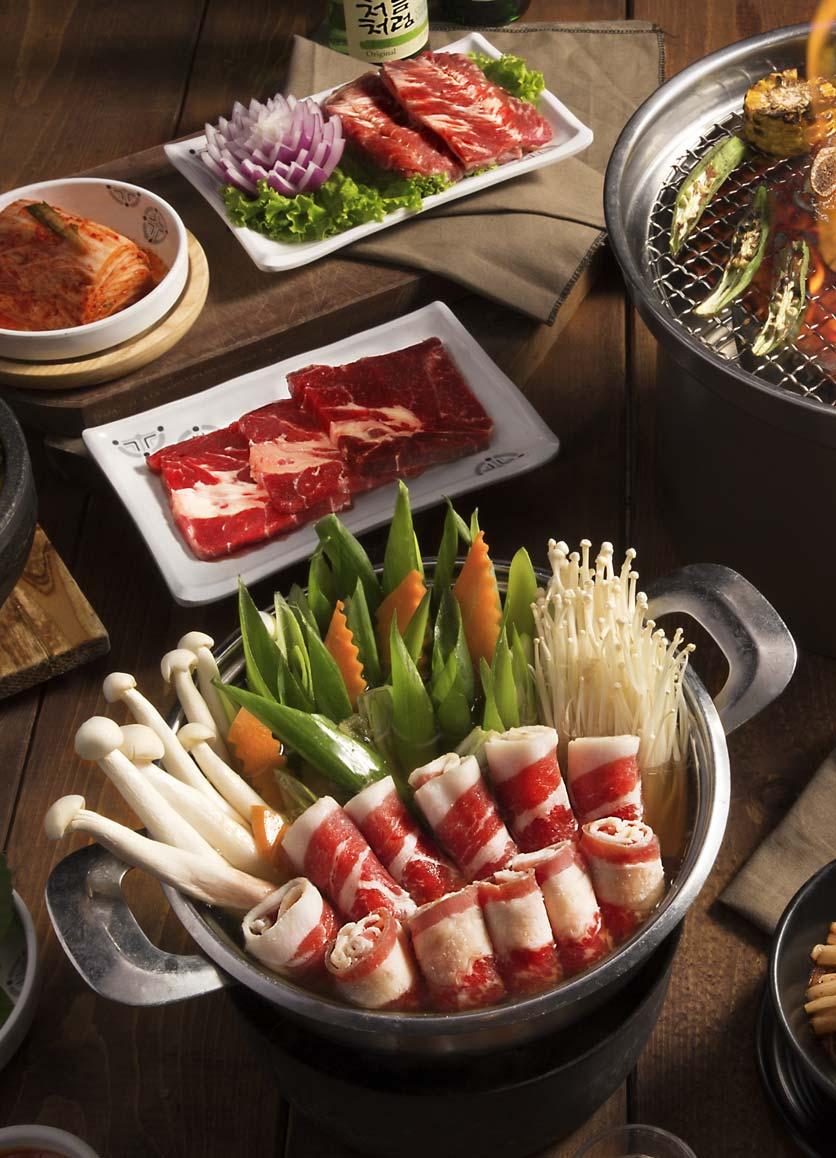 Menu King BBQ Buffet - Aeon Mall Hà Đông 10