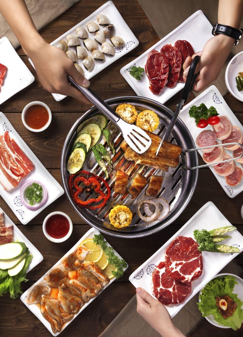 Menu King BBQ Buffet - Aeon Mall Hà Đông 2