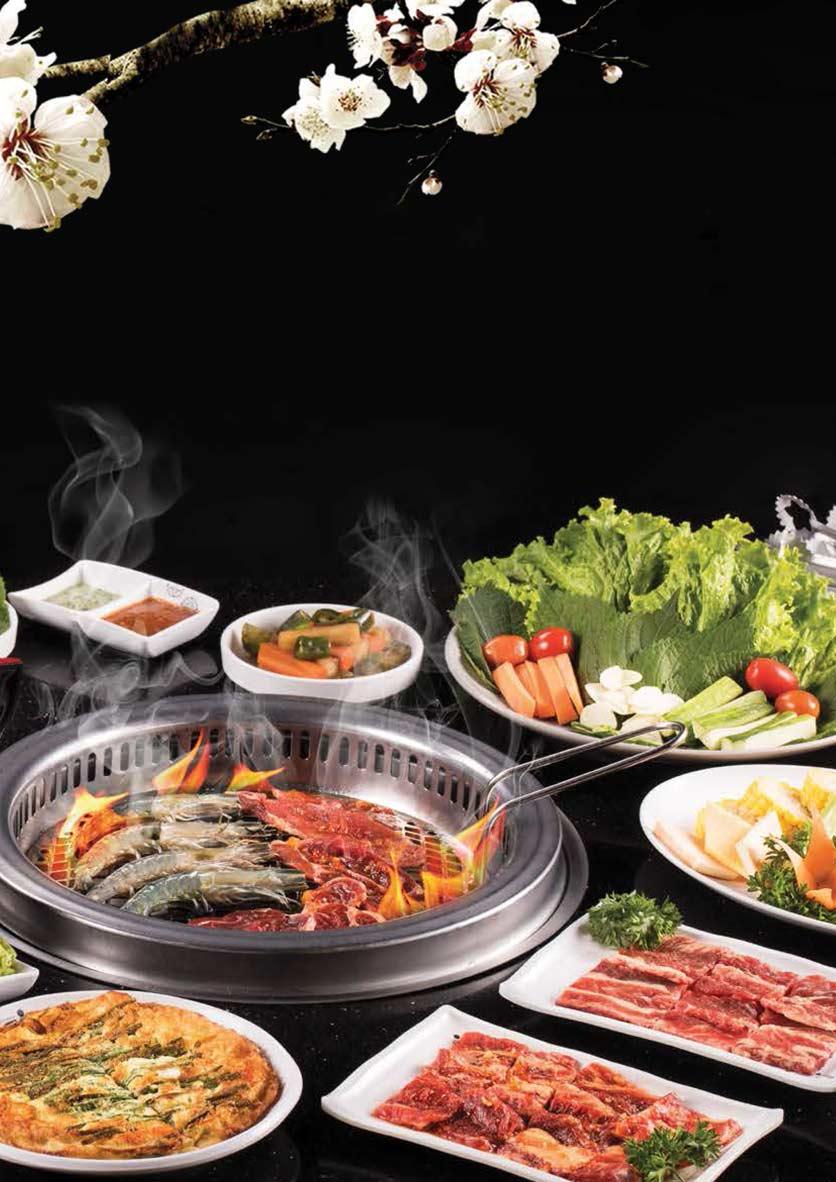 Menu King BBQ Buffet - Nguyễn Văn Quá  11