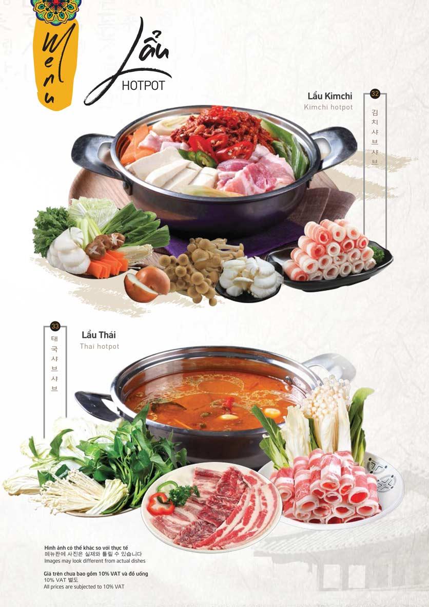 Menu King BBQ Buffet - Nguyễn Văn Quá  13