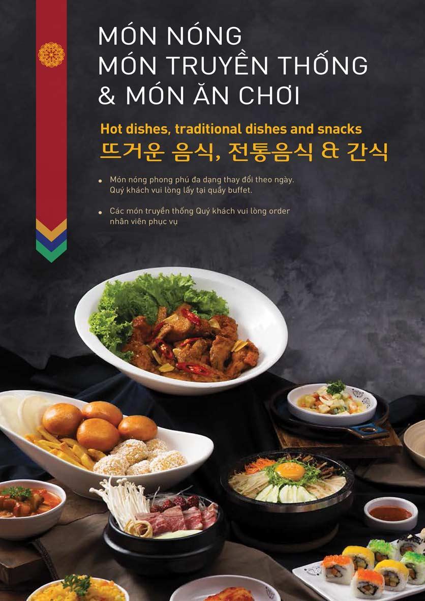 Menu King BBQ Buffet - Nguyễn Văn Quá  14