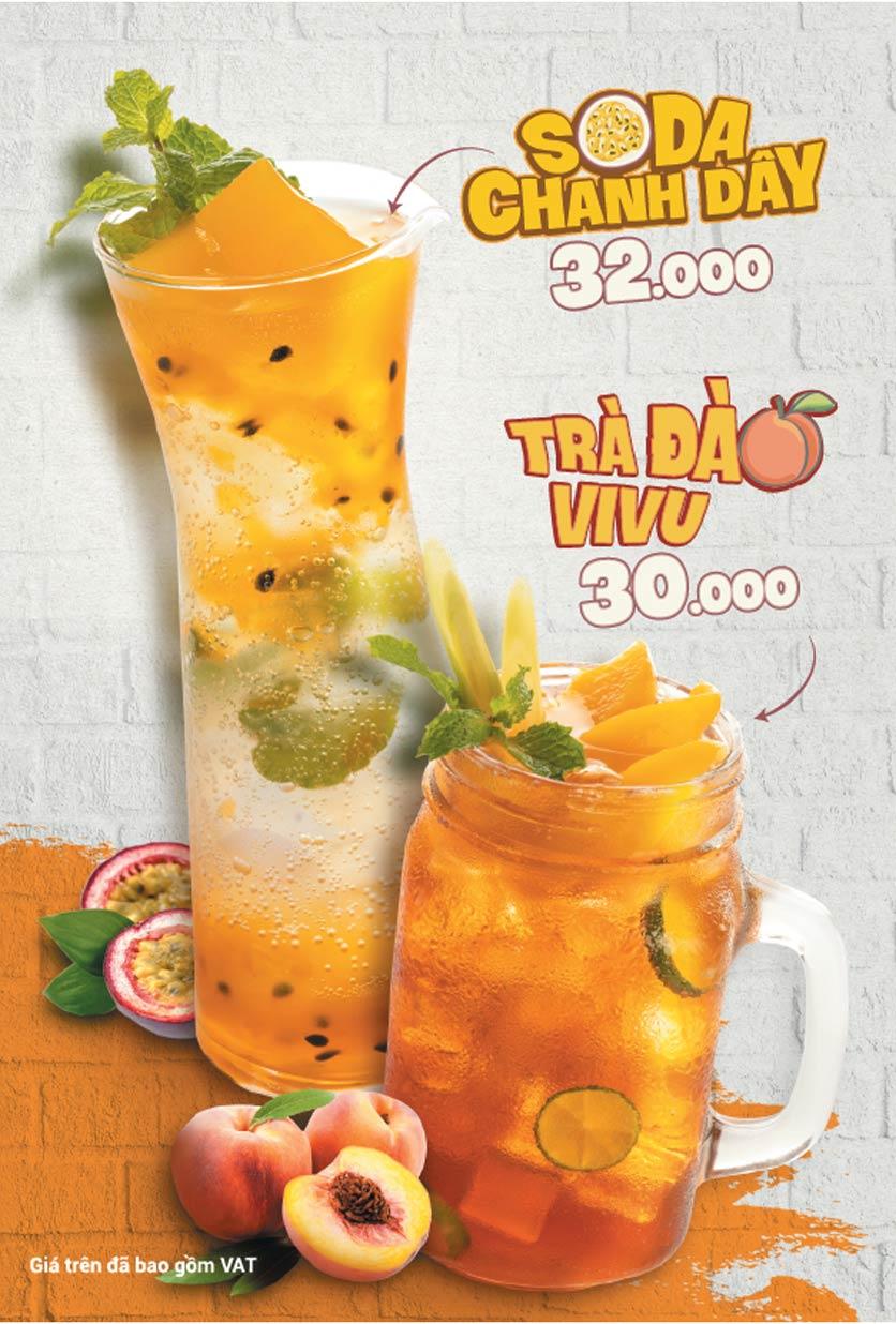 Menu Lẩu Bò Sài Gòn ViVu - Vạn Hạnh Mall   12
