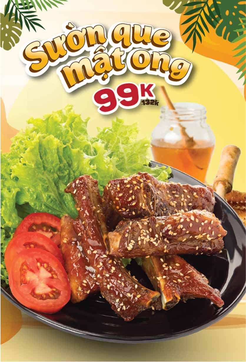 Menu Lẩu Bò Sài Gòn Vi Vu – Aeon Mall Bình Tân 4