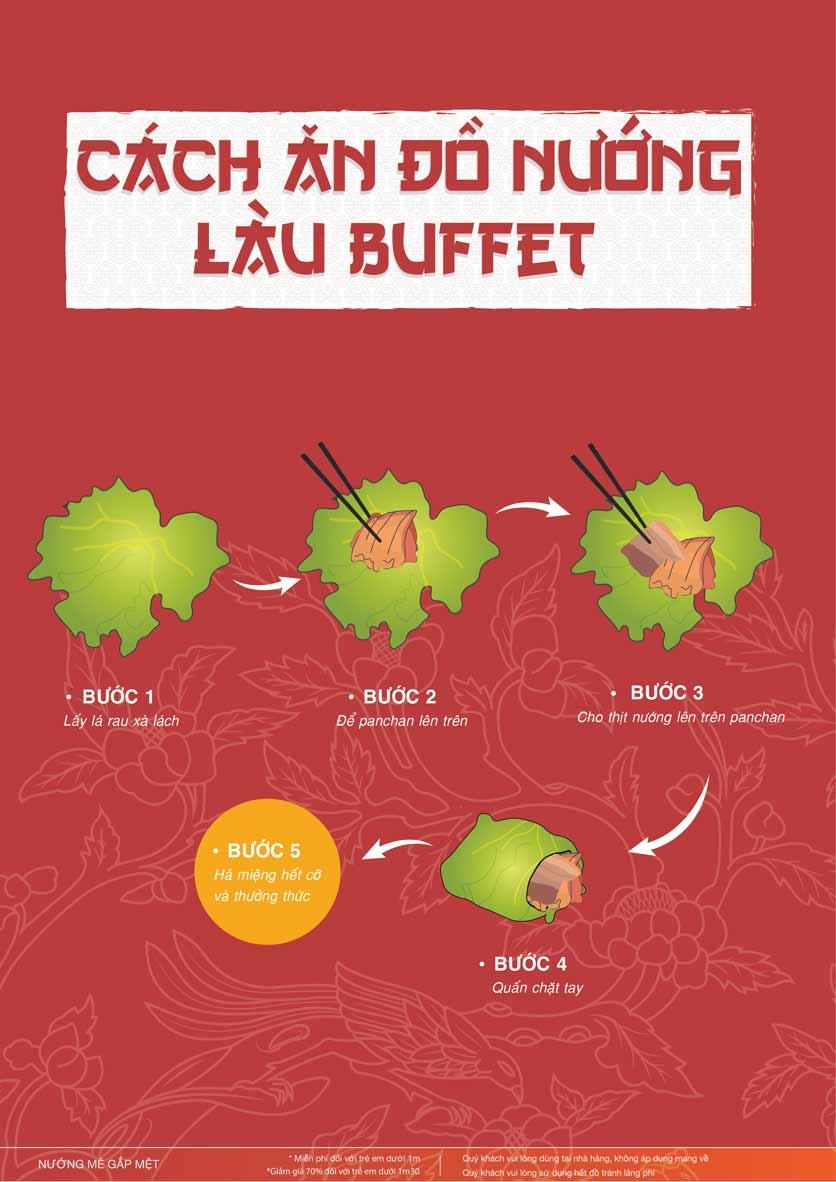 Menu Làu - Buffet Lẩu Nướng - Nguyên Hồng 2