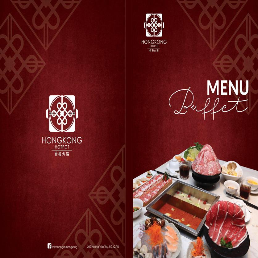 Menu Lẩu Hồng Kông - Hoàng Văn Thụ (Khách sạn Tân Sơn Nhất) 1