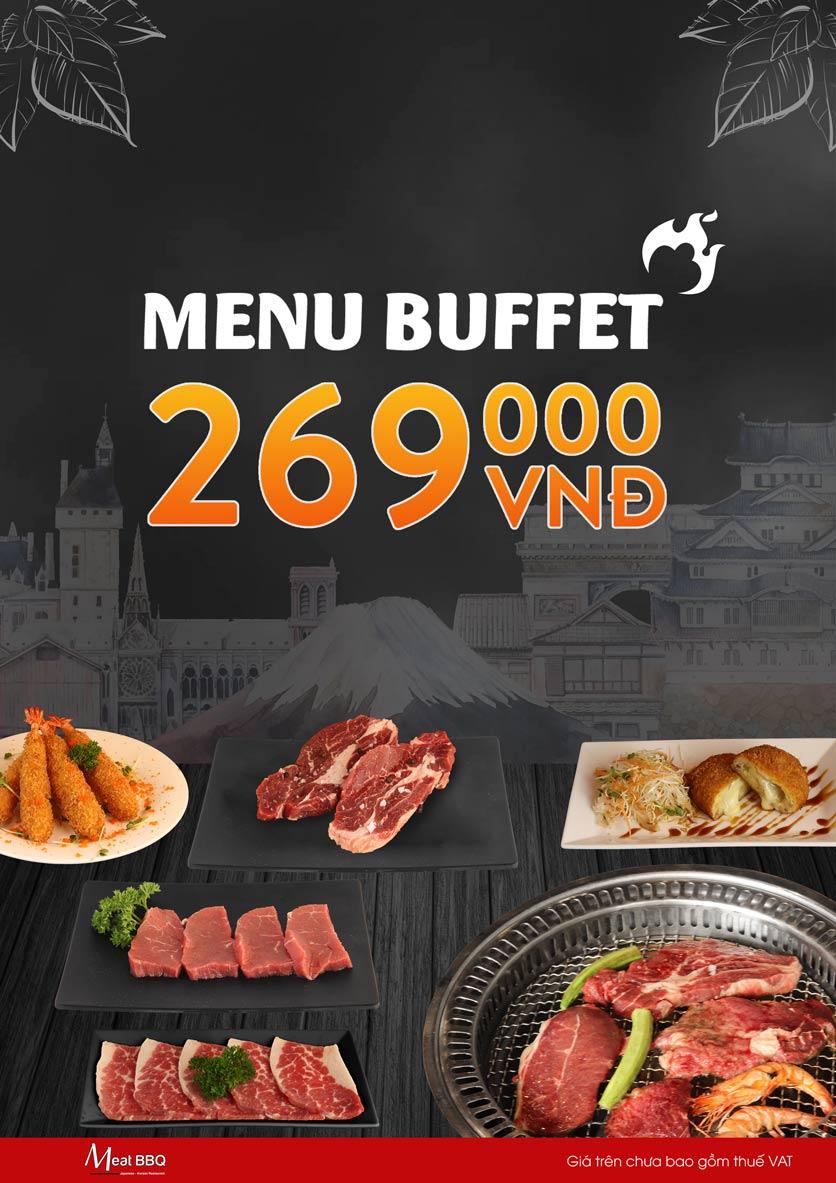 Menu Meat BBQ – Trần Khắc Chân 1