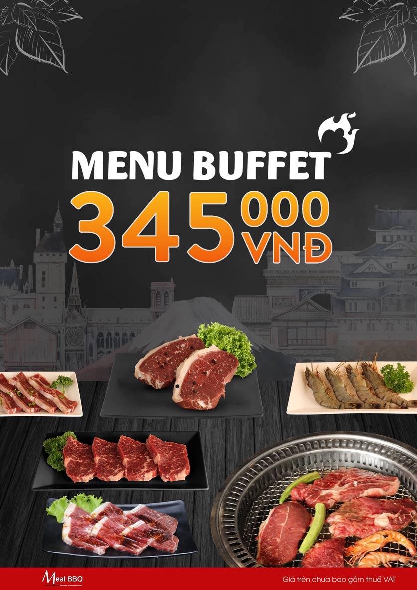 Menu Meat BBQ – Trần Khắc Chân 11