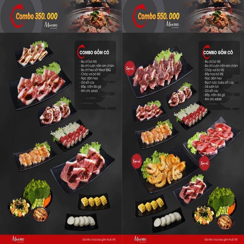 Menu Meat BBQ – Trần Khắc Chân 16