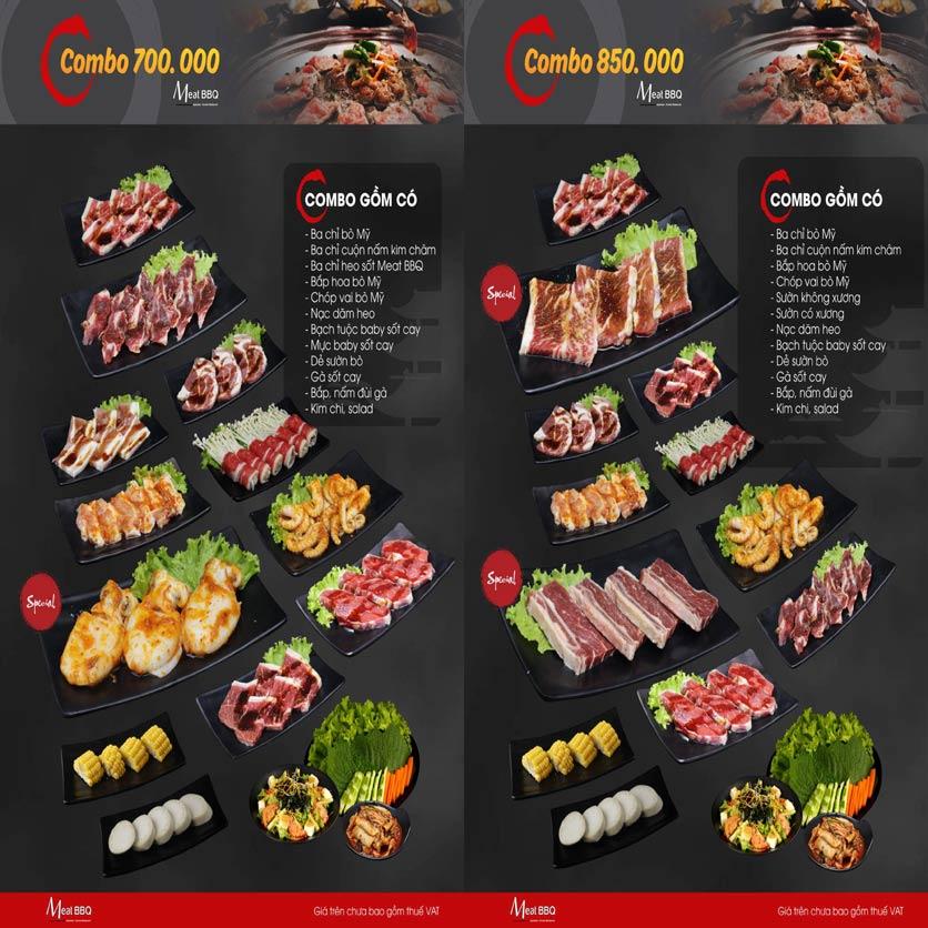 Menu Meat BBQ – Trần Khắc Chân 17