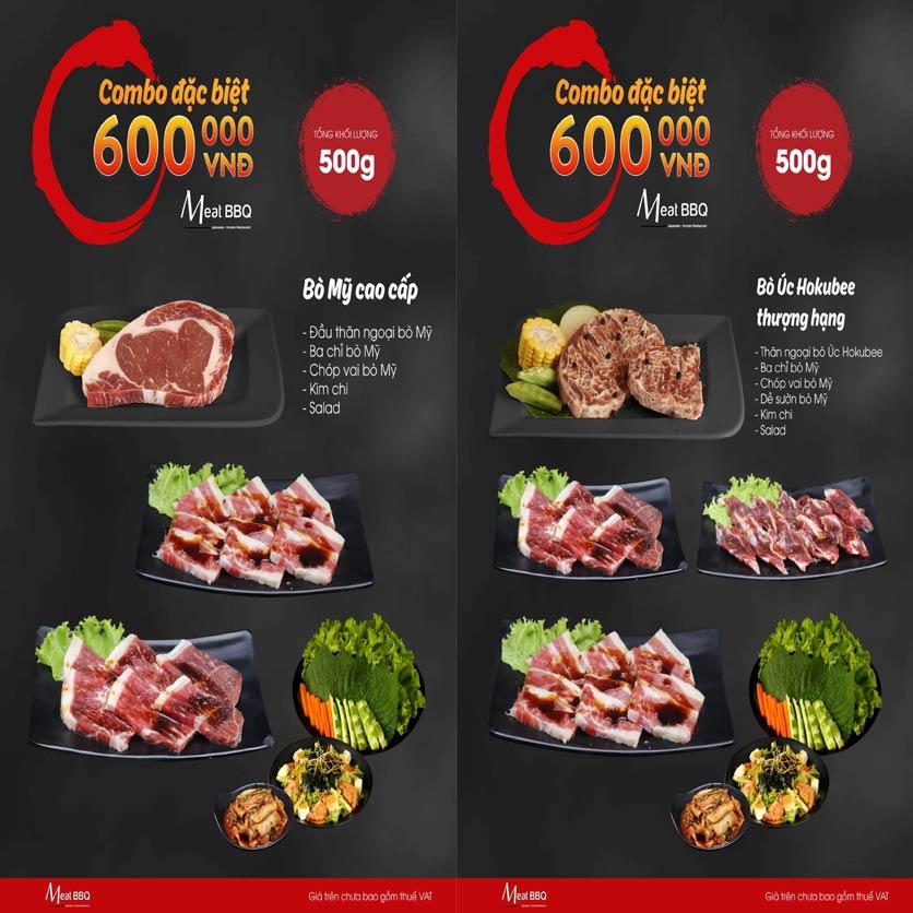 Menu Meat BBQ – Trần Khắc Chân 18