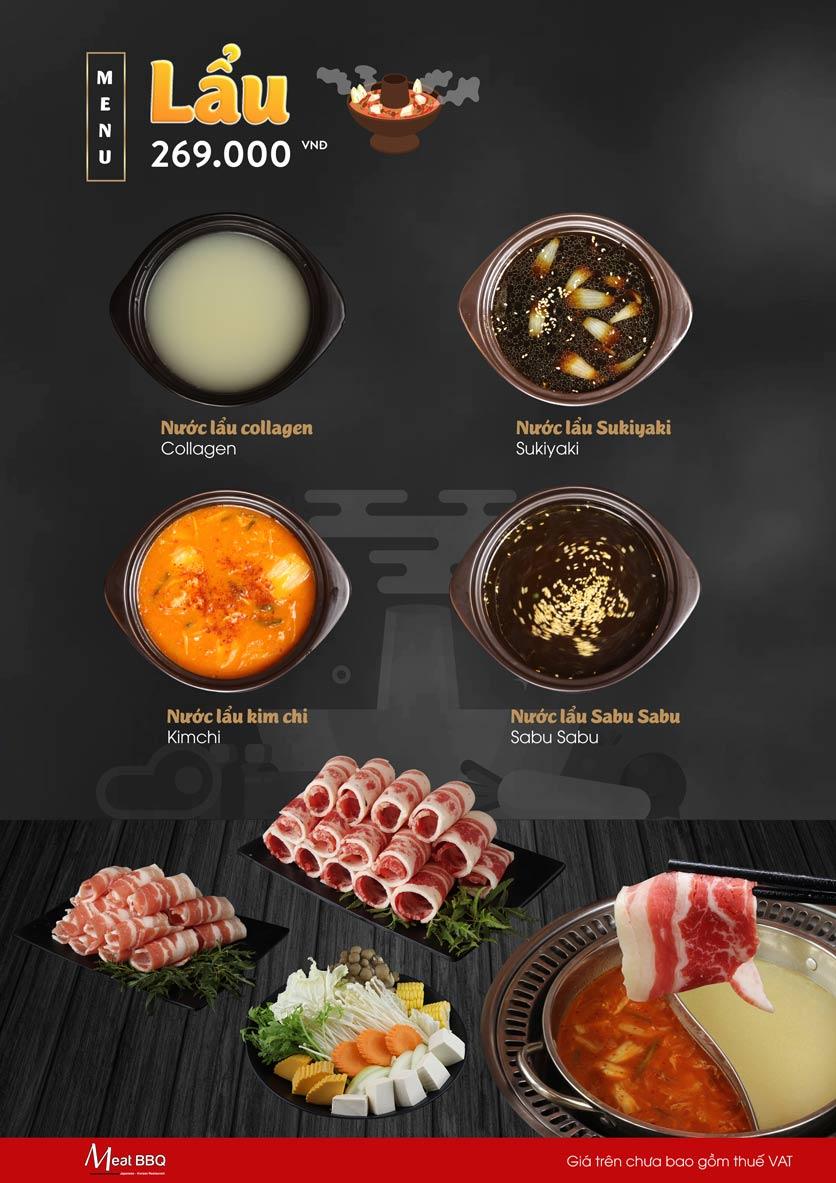 Menu Meat BBQ – Trần Khắc Chân 6