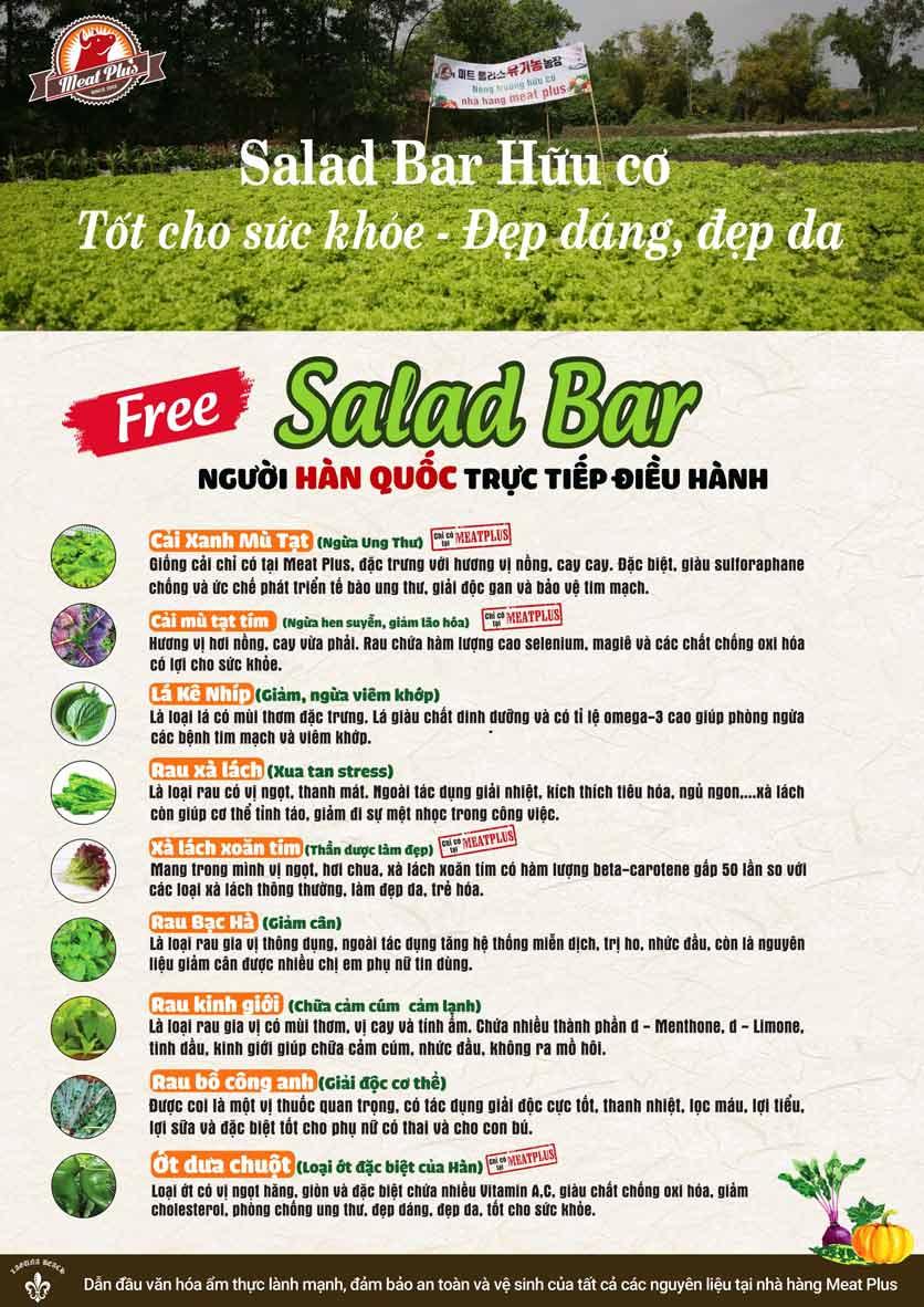 Menu Meat Plus - Aeon Mall Hà Đông 15