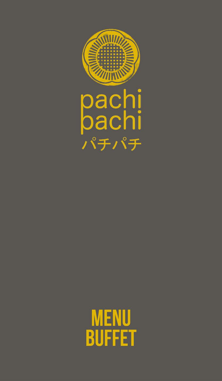 Menu Pachi Pachi - Mạc Đĩnh Chi 1