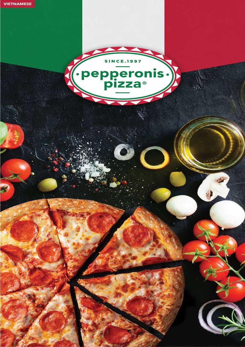 Menu Pepperonis - Giảng Võ 5