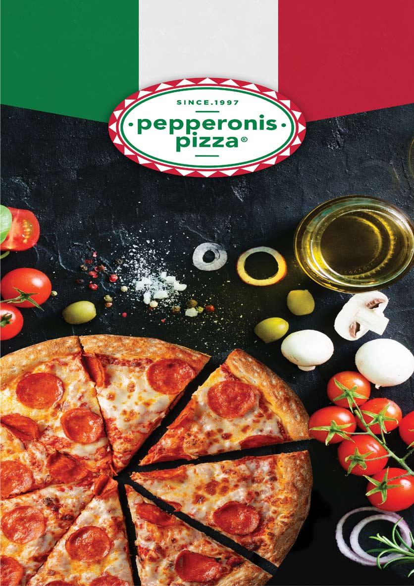 Menu Pepperonis - Giảng Võ 17