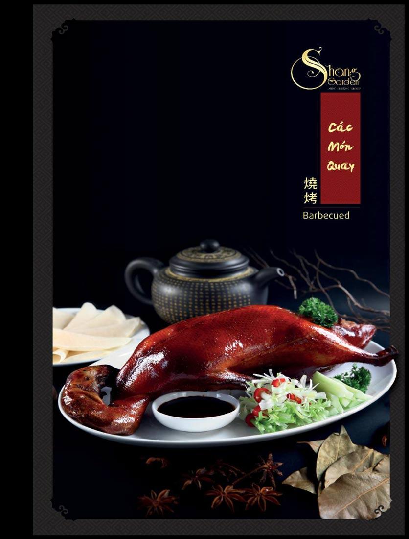 Menu Shang Garden - Nguyễn Khắc Viện 1