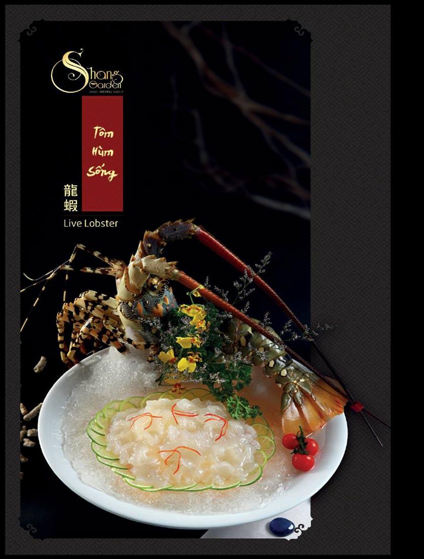 Menu Shang Garden - Tôn Thất Tùng 14