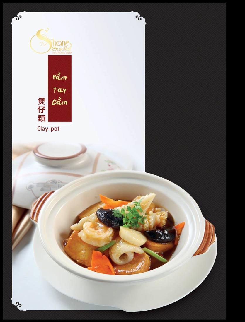 Menu Shang Garden - Tôn Thất Tùng 32