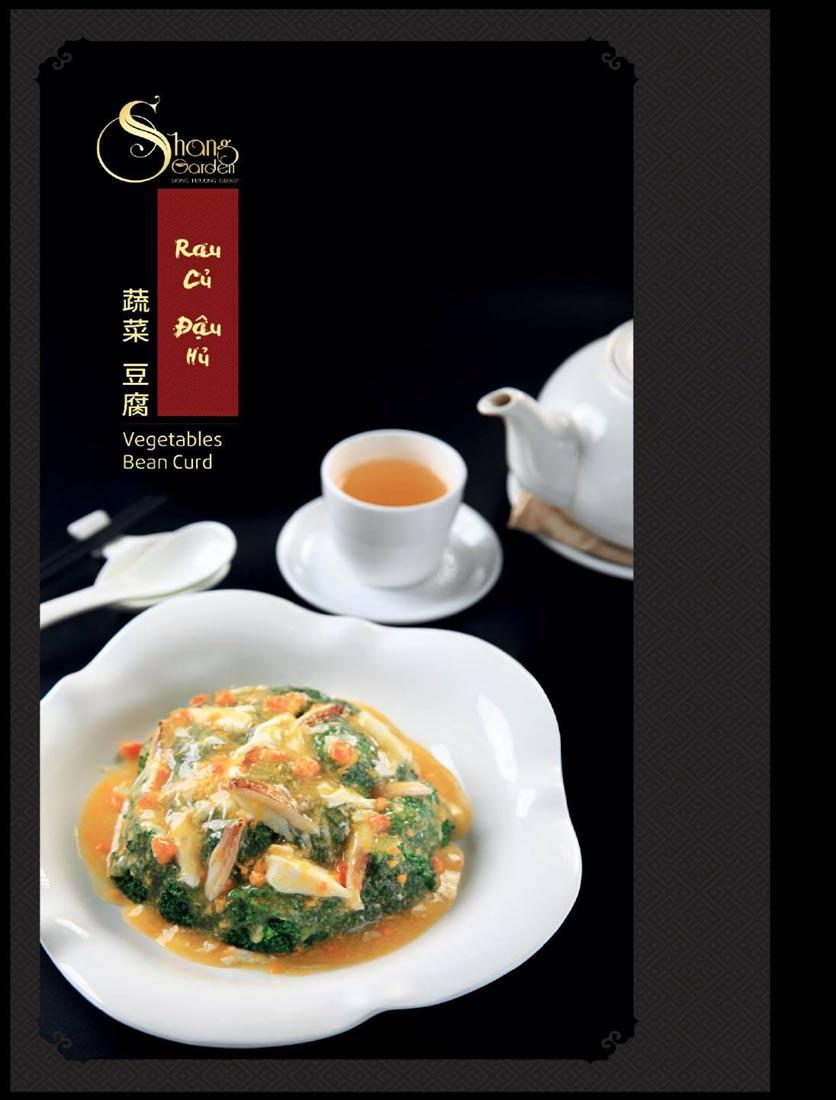 Menu Shang Garden - Tôn Thất Tùng 34