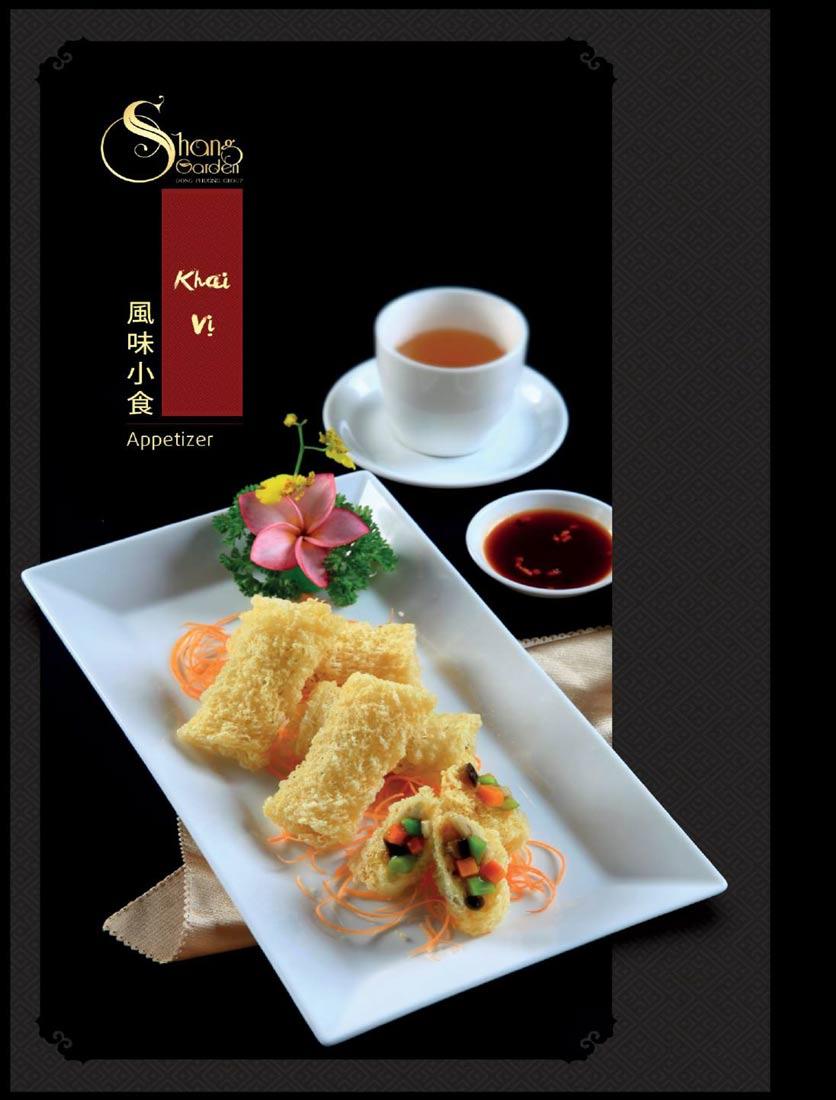 Menu Shang Garden - Nguyễn Khắc Viện 4