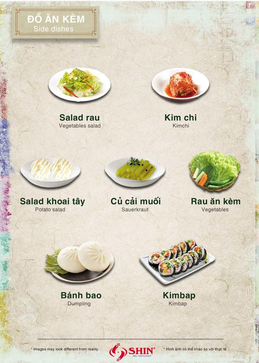 Menu Shin+ BBQ - Tố Hữu   7