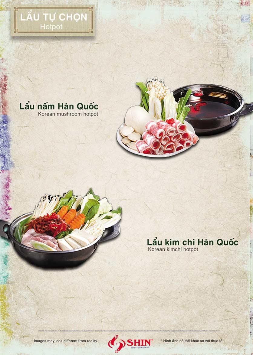 Menu Shin+ BBQ - Tố Hữu   9
