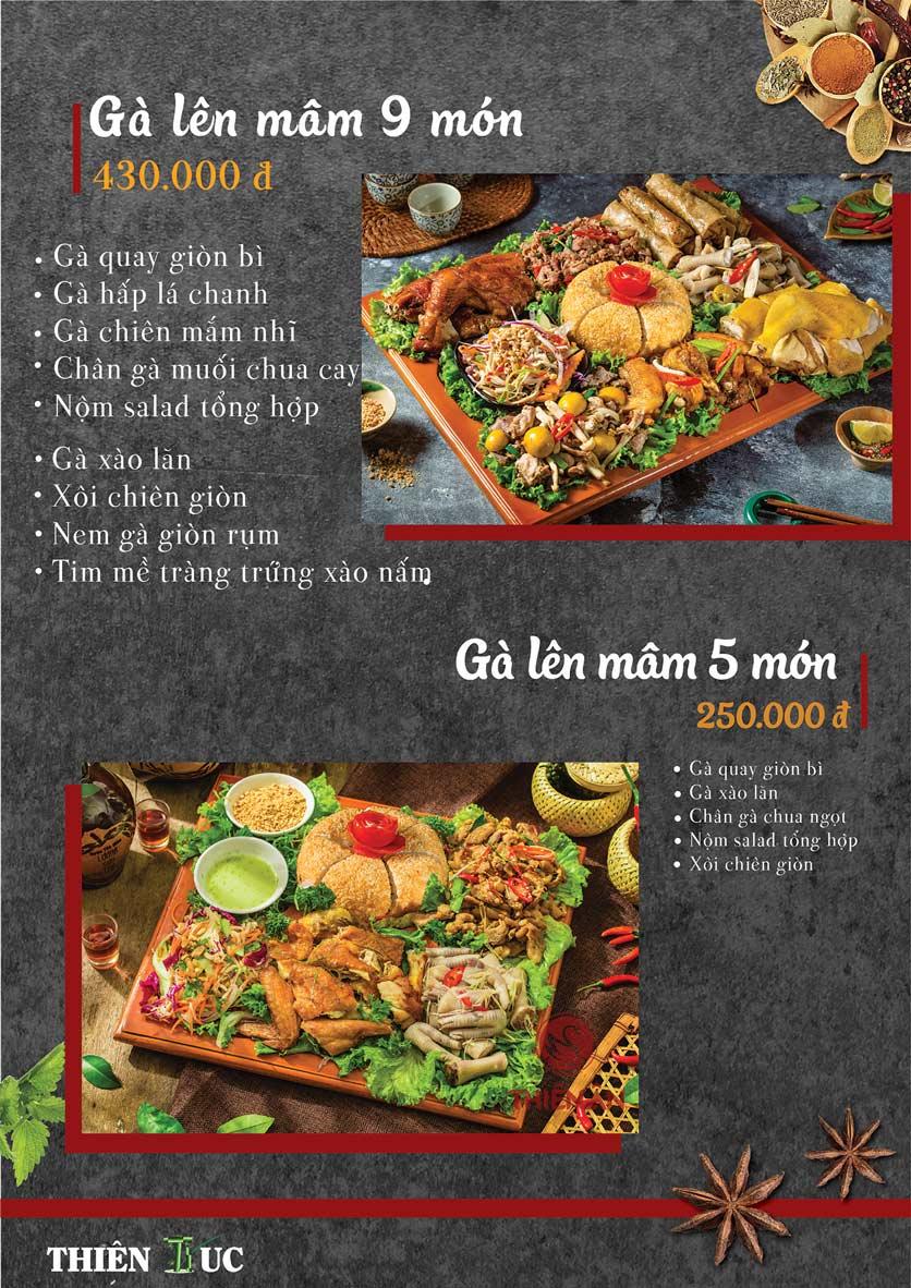 Menu Thiên Trúc - Nguyễn Trãi  3