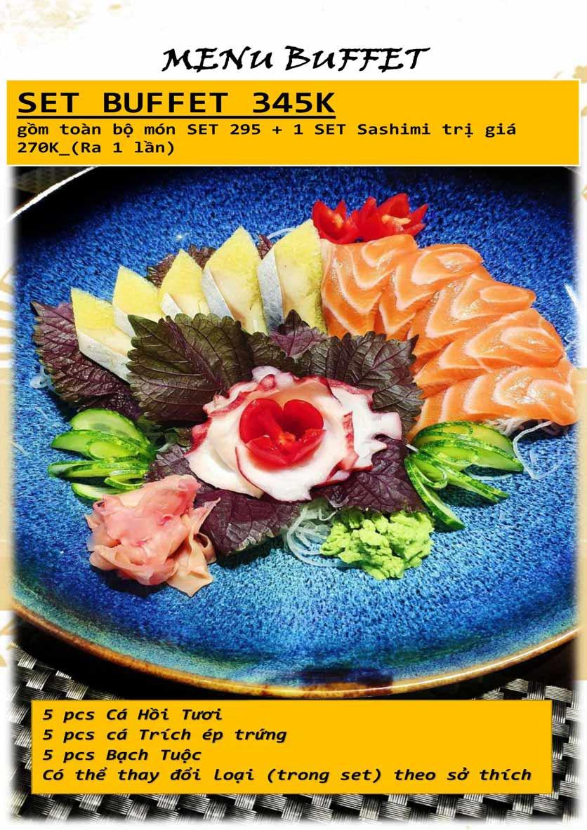 Menu Trạm Sushi - Trần Quang Diệu 12