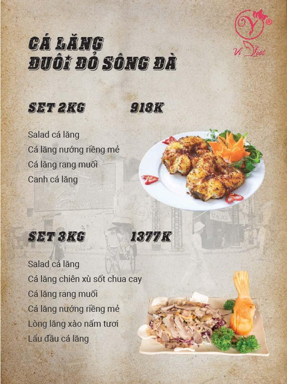 Menu Vị Việt - Huỳnh Thúc Kháng 4