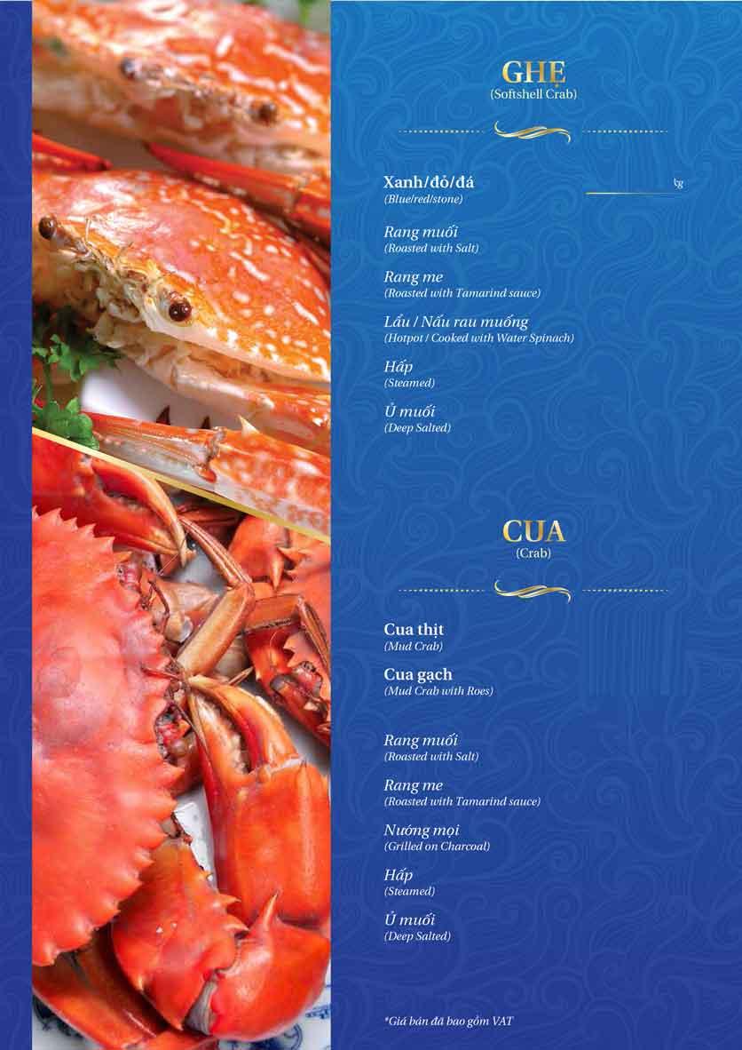 Menu Thế Giới Hải Sản - Thái Thịnh 16
