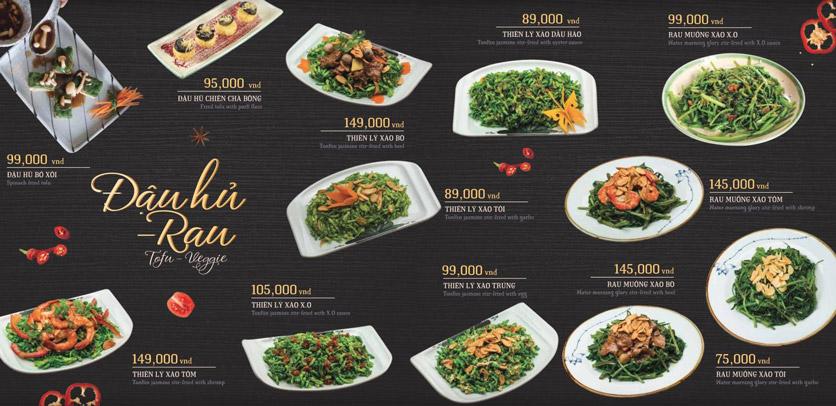Menu Hoàng Yến Cuisine – Lê Duẩn  8