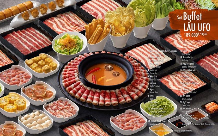 Menu Food House – Thái Hà  1