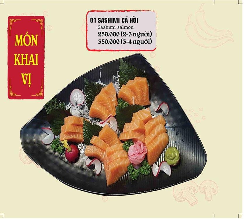 Menu IPOT – Lẩu Hồng Kông - Nguyễn Hoàng 11