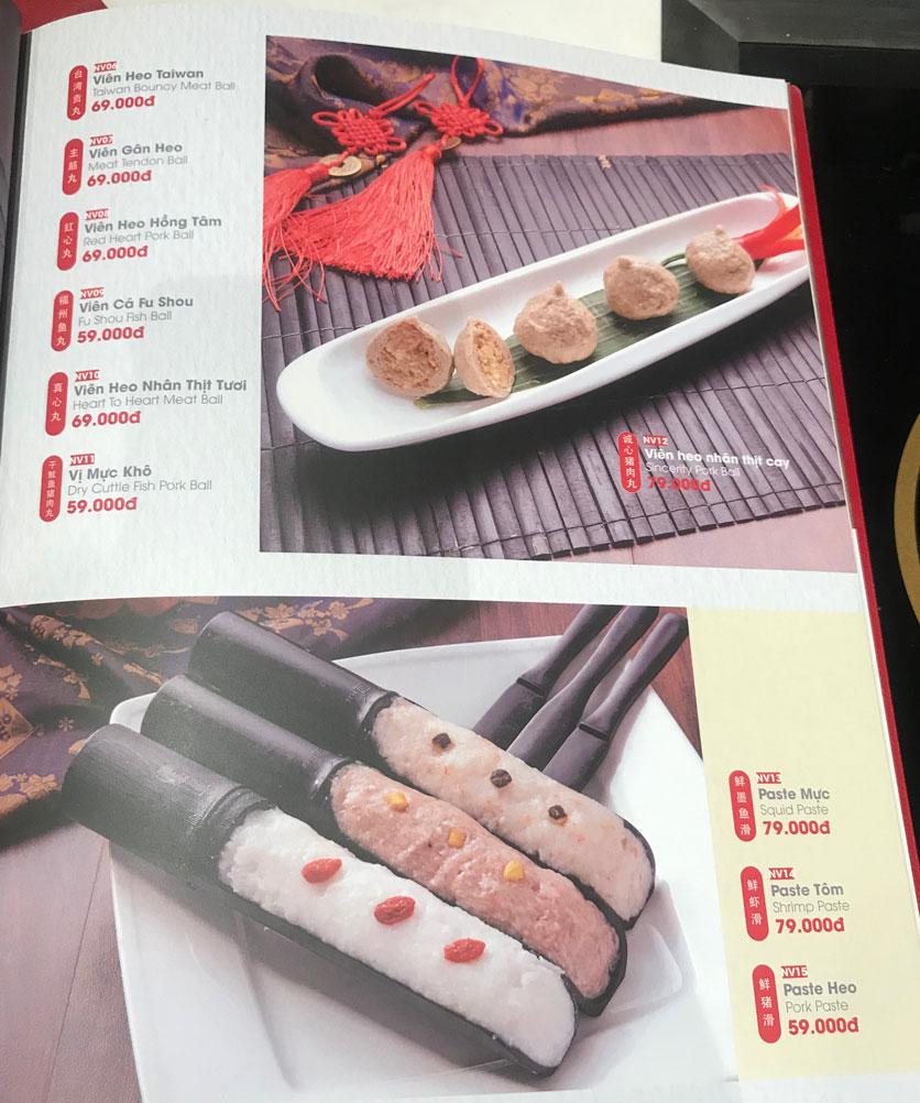 Menu Lẩu Hồng Kông - Hoàng Văn Thụ (Khách sạn Tân Sơn Nhất) 18