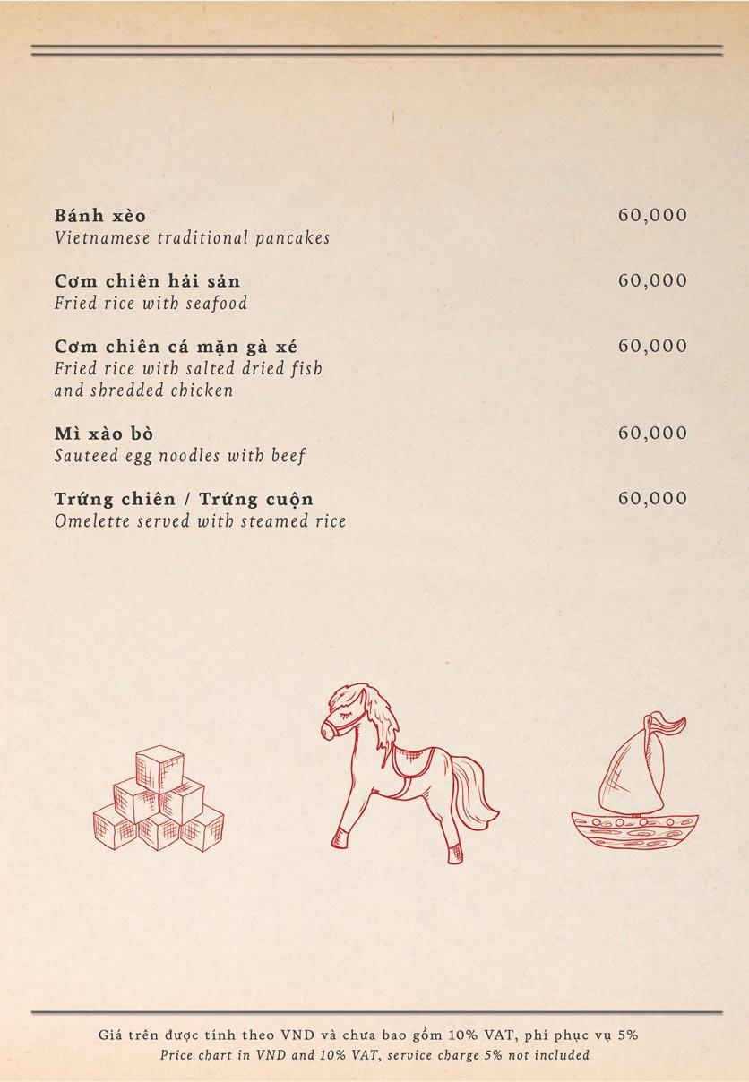 Menu Maison Mận – Đỏ - Nguyễn Ư Dĩ   36