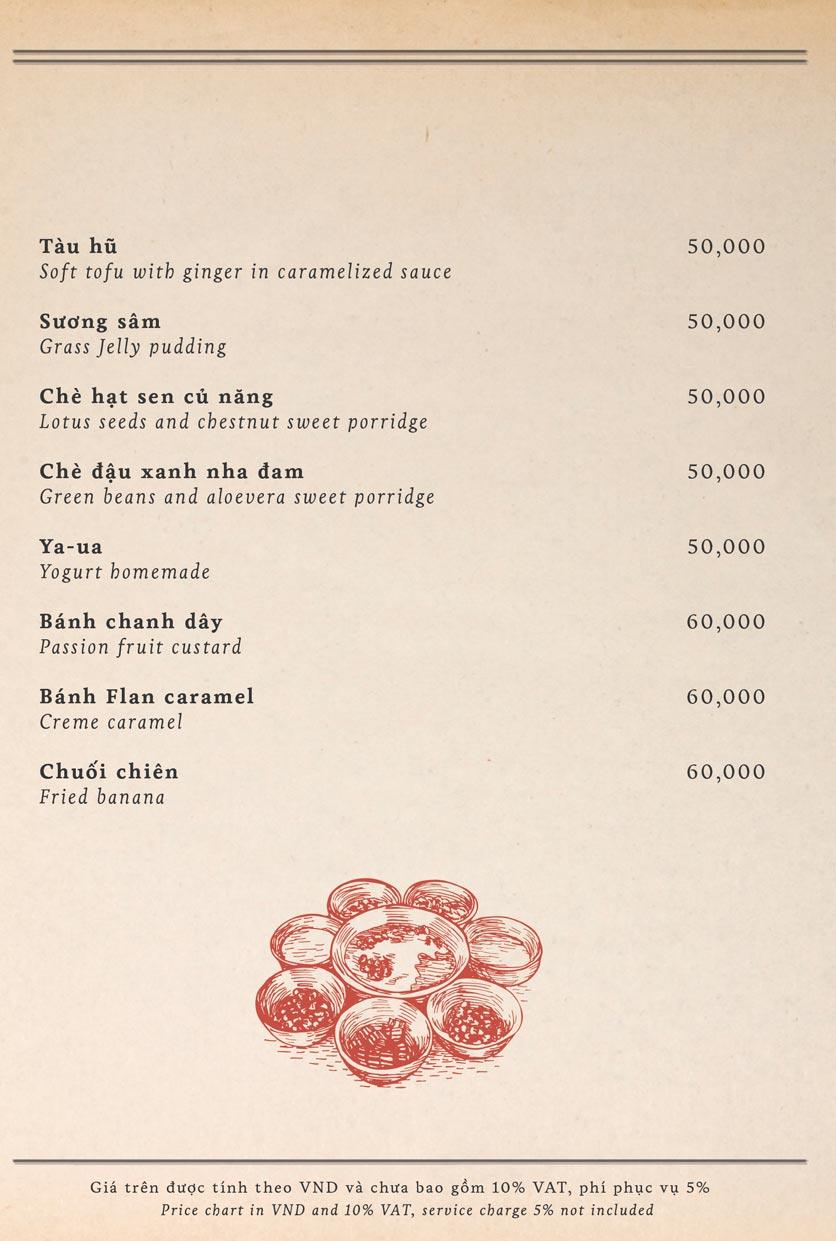 Menu Maison Mận – Đỏ - Nguyễn Ư Dĩ   37