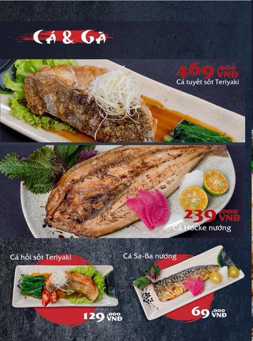 Menu Mura BBQ & Hotpot – The K Park - KĐT Văn Phú 9