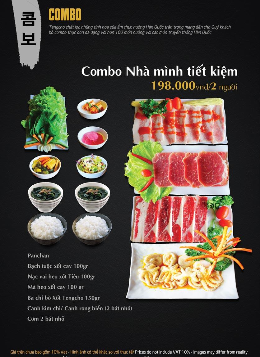 Menu Tengcho BBQ – Linh Đàm 9